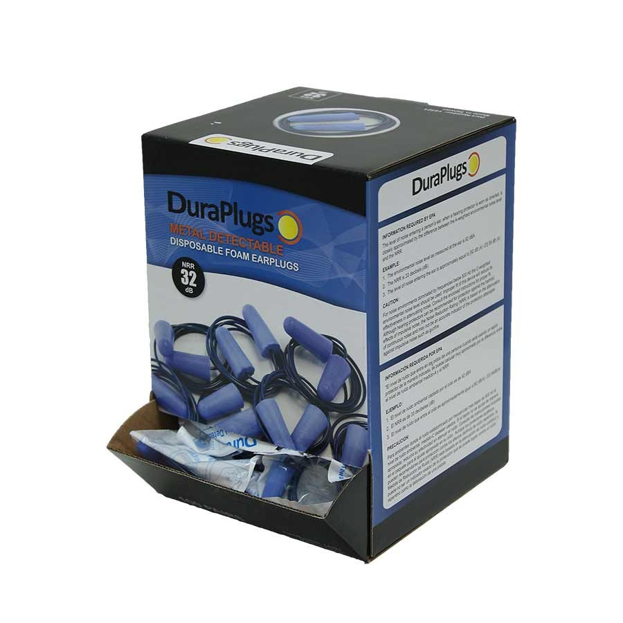 Duraplug™ Foam - Metal detectable