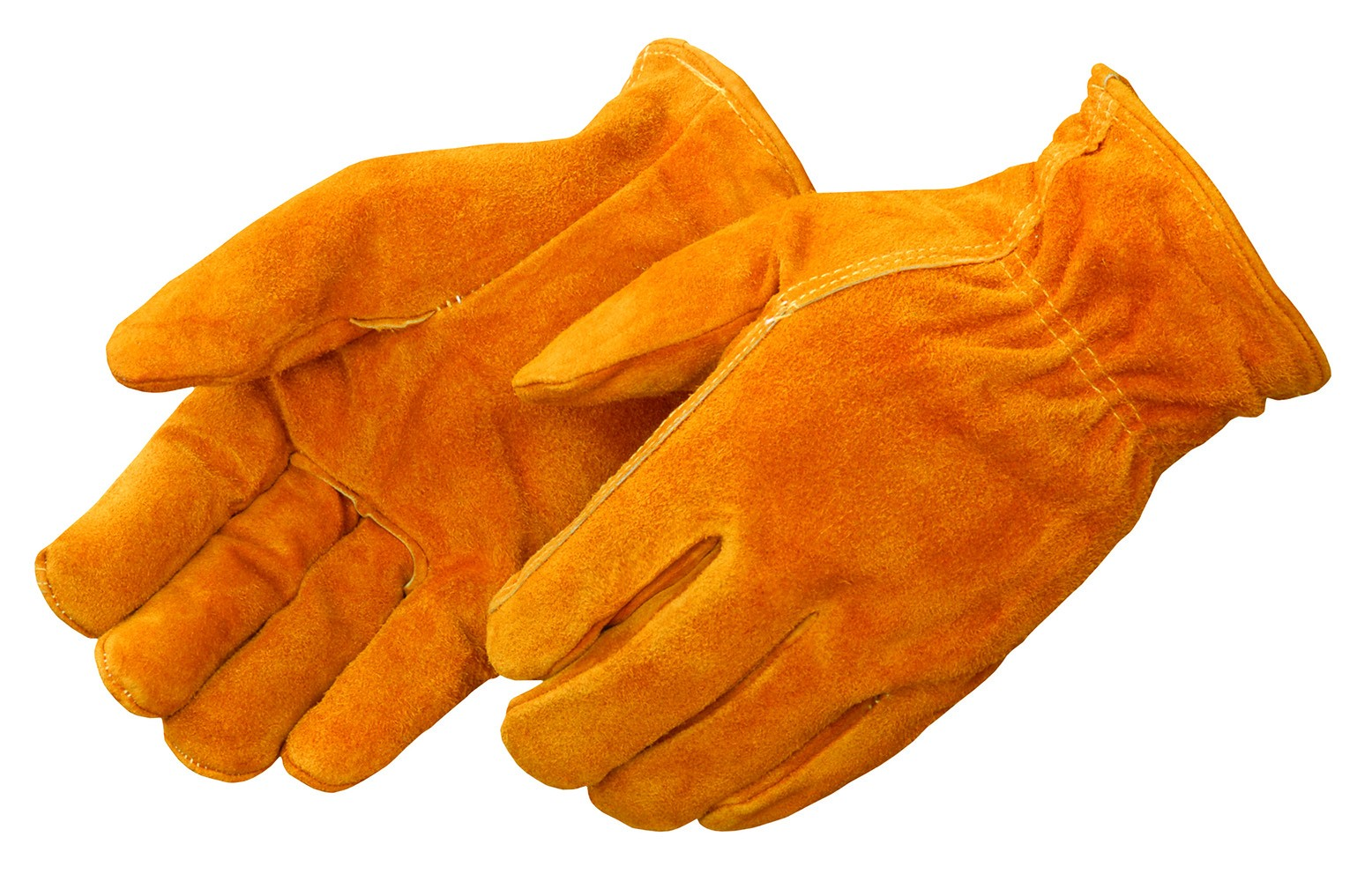 3pk wolverine leather work gloves extra large -  Wolverine Lined Premium Grain Leather Gloves Gloves