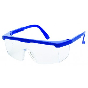iNOX® Guardian™ - Clear anti-fog lens with blue frame