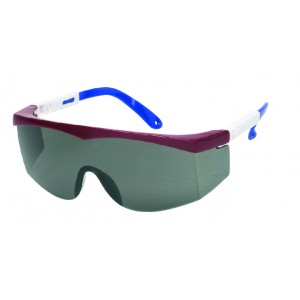 iNOX® Marksman™ - Gray lens with red, white and blue frame