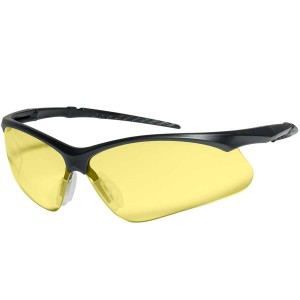 iNOX® Roadster II™ - Amber lens with Black frame