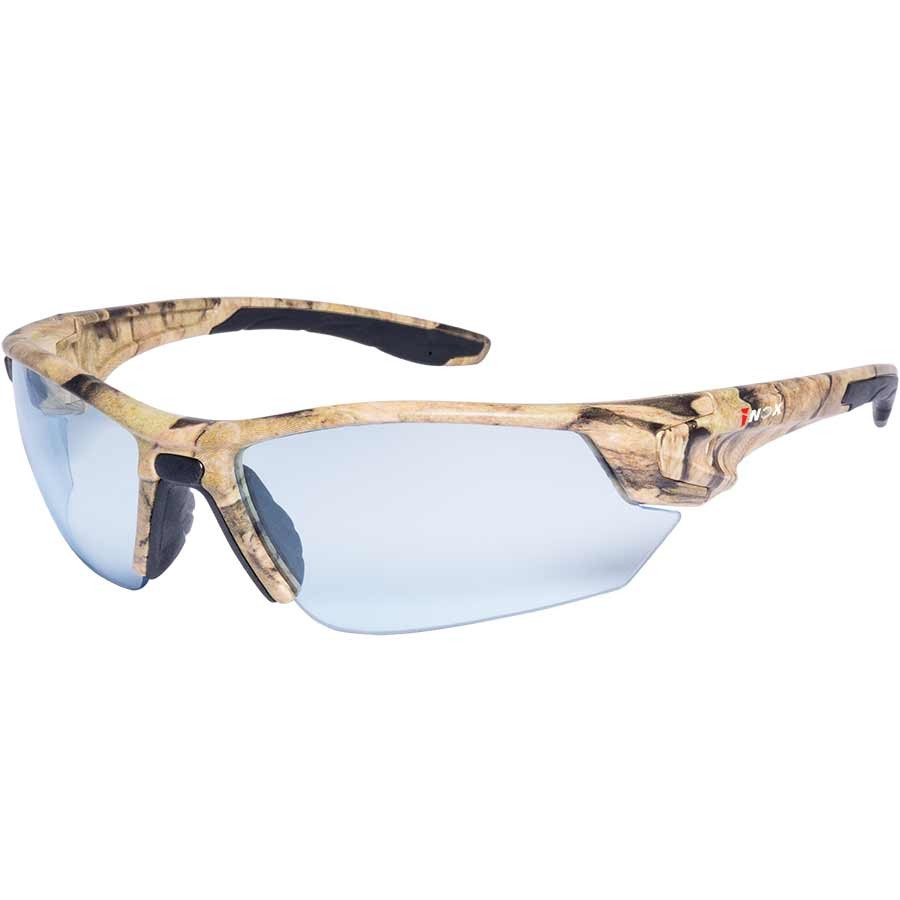 iNOX® Camotek™ - Light blue lens with Camo frame