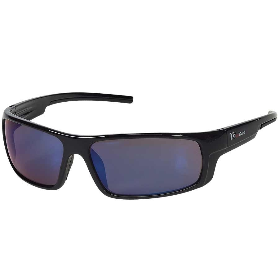 iNOX® Enforcer™ - Blue Mirror Lens With Black Frame