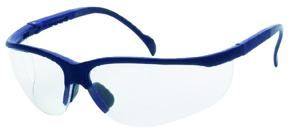 iNOX® Magnum™ - Clear lens with blue frame