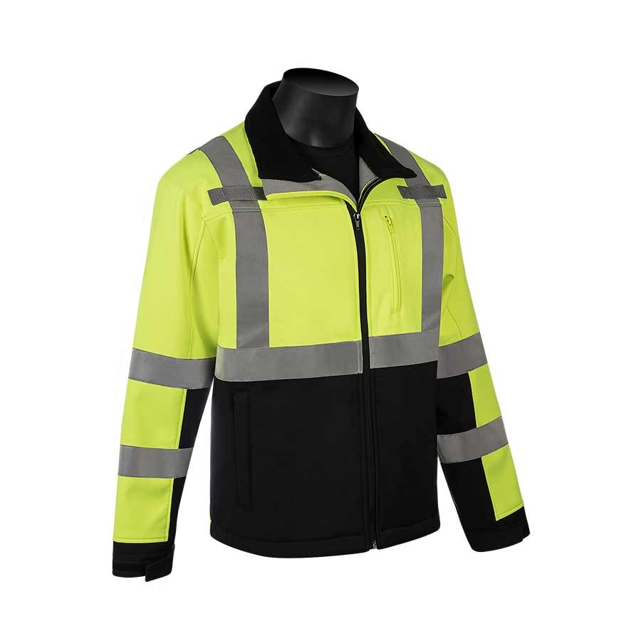 Class 3 - Soft shell jacket (improved fit)