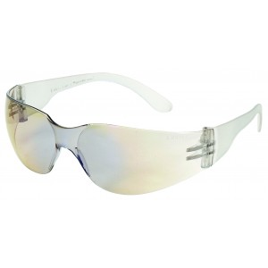 iNOX® F-I™ - Blue Mirror on Clear lens with Clear frame