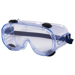 iNOX® Pulsar II™ - Clear Safety Goggles