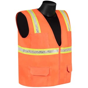 Non Rated Garments - Traditional surveyor (two tone - green/silver)