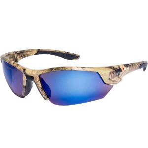 iNOX® Camotek™ - Blue mirror lens with Camo frame