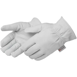 Thinsulate- Lined Goatskin Driver Glove